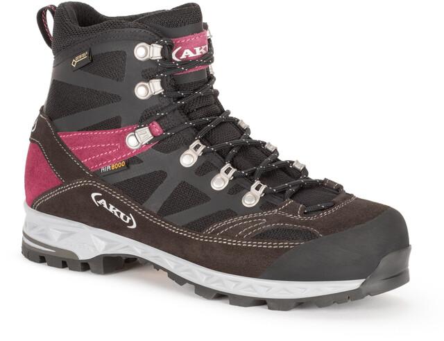 Women Aku Trekker Shoes Pro Violet Gtx Black dxBQrWoCe